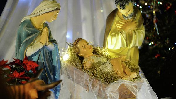 1040096635 - В Рождество Христово