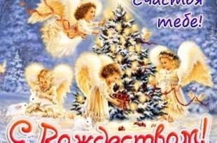 rozhdestvo 031 310x205 - В день Рождества хочу поздравить