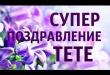 tete2 110x75 - Тетя милая моя