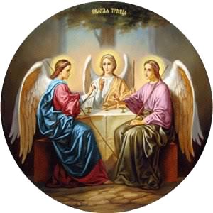 troica - Поздравления со святой Троицей