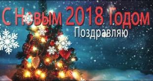 Screenshot 1 310x165 - С НОВЫМ 2018 ГОДОМ / Год желтой собаки